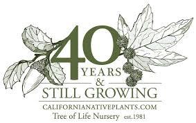 <b>Tree of Life</b> Nursery – We Grow — California Native Plants