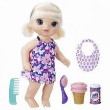 <b>Кукла Baby Alive Малышка</b> с мороженным