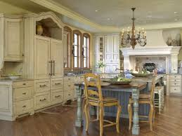 French Country Kitchen Faucet French Country Kitchens Black Marble Countertop High Glass Door