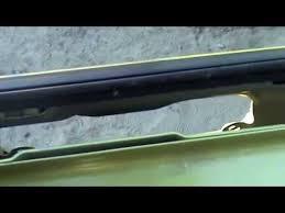 Как снять <b>молдинг</b> (уплотнитель) <b>бокового стекла</b> на Хонде H-RV ...