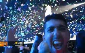 Jimmy Dushku says he's just a normal guy — and a huge Coldplay fan. - follow16n-3-web