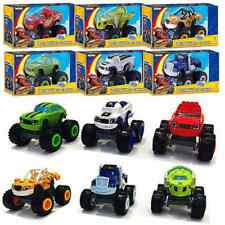 <b>6pcs</b>/<b>set Blaze</b> and The Monster Machines Vehicles Toys Racer ...