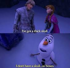 Funny Olaf Quotes Frozen. QuotesGram via Relatably.com