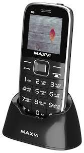 <b>Телефон MAXVI B6</b> — купить по выгодной цене на Яндекс.Маркете