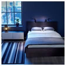 light blue bedroom fresh