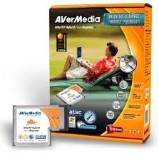 <b>AVerMedia</b> launches <b>AVerTV Hybrid</b> NanoExpress TV tuner ...