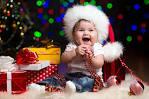 Подарки на новый год от малыша