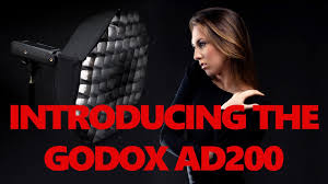 <b>Godox AD200</b> off camera flash Review - Adorama Flashpoint r2 ...