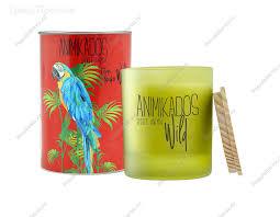 <b>Ароматическая свеча</b> из воска в стекле 600 гр, время горения 40 ...