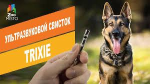 <b>Trixie Ультразвуковой свисток</b>   Обзор <b>ультразвукового свистка</b> ...