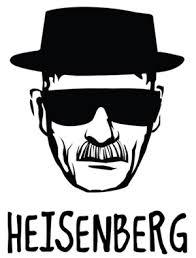 Resultado de imagen de heisenberg logo