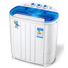 3.6kg Capacity <b>Mini Washing Machine Twin</b> Tub Semi automatic ...