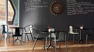 extendable dining table vitra: the belleville table is available as a small square or round bistro table with a star shaped base or as a bistro and dining table in different widths and
