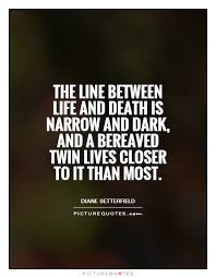 Dark Quotes About Life And Death. QuotesGram via Relatably.com