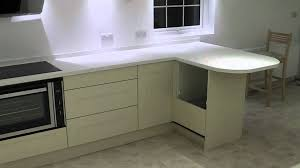corian kitchen top: avonite algodon kitchen worktops by prestige work surfaces corian for kitchens alternative