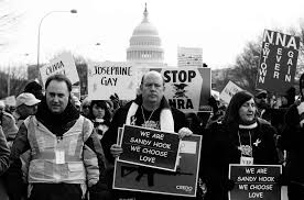 the promise the families of sandy hook and the long road to gun washington for gun control
