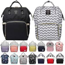 <b>LEQUEEN Fashion Mummy Maternity</b> Nappy Bag Large Capacity ...