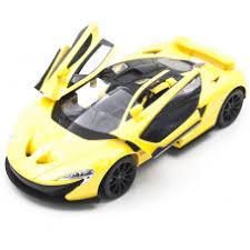 Купить <b>Радиоуправляемая машина MZ</b> McLaren P1 Yellow 1:14 в ...