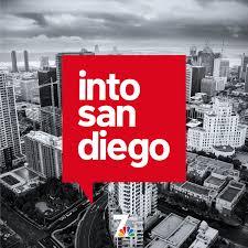 Into San Diego