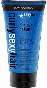 <b>Sexy Hair</b> Curly <b>Крем для</b> фиксации кудрей Curling Creme