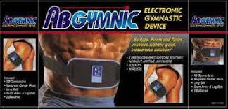Массажный пояс для похудения «abgymnic»