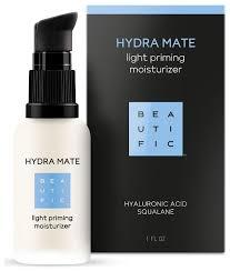 Купить BEAUTIFIC Hydra Mate Light Priming Moisturizer Легкий ...