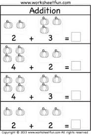 1000+ ideas about Kindergarten Addition on Pinterest | Addition ...Pumpkin Picture Addition Worksheet