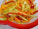 Салат из свежих кабачков по-корейски рецепт