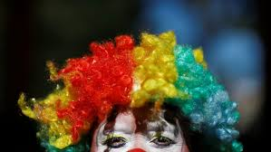 A <b>New</b> Zealand Man Brought an Emotional Support <b>Clown</b> to a ...