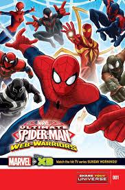 Ultimate Spiderman Temporada 4 Audio Español