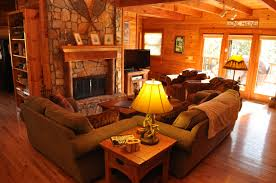 Rustic Cabin Bedroom Decorating Living Room Rustic Country Decorating Ideas Sunroom Dining