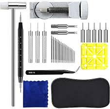 Watchband Tool Kit, Lifegoo 139 in 1 Strap Link ... - Amazon.com