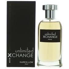<b>X</b> starting with Xchange Unlimited by <b>Karen Low</b>, 3.4 oz Eau De ...