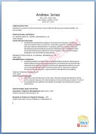 physical therapy resume getessay biz sample physical therapist example physical therapist throughout physical therapy