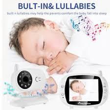 3.5 inch Video Wireless Baby Monitor VOX Security Camera ... - Vova