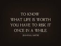 Jean-Paul Sartre Quotes. QuotesGram via Relatably.com