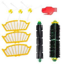 Lomsarsh <b>Sweeping Robot</b> Components - Main Brush+<b>Side</b> Brush+ ...