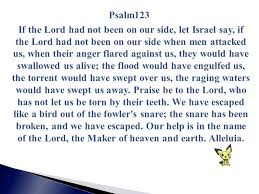 Image result for psalm 123