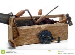 Znalezione obrazy dla zapytania old toolbox