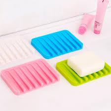 <b>Silicone Flexible Soap</b> Holder Creative <b>Flexible Soap Dish</b> ...