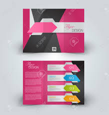 brochure mock up design template for business education brochure mock up design template for business education advertisement trifold booklet editable printable