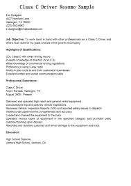 truck driver resume canada truck driver resume sample and tips dump truck driver job description