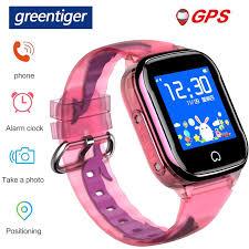 Greentiger GPS <b>K21 Smart Watch</b> Kids GPS LBS Position IP67 ...