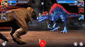 <b>Jurassic World</b> Android <b>game</b> (iOS/Android) Схватка динозавров ...