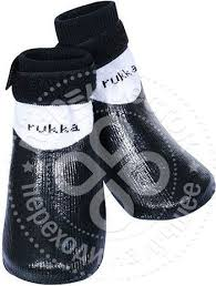 Купить <b>Носки для собак Rukka</b> Pets Rukka Rubber Socks р.5 ...