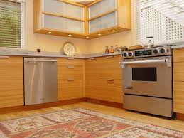 bamboo kitchen cabinets pictures