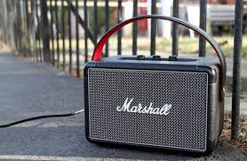 Обзор <b>Marshall Kilburn</b> II Bluetooth-<b>колонки</b> — Отзывы TehnObzor