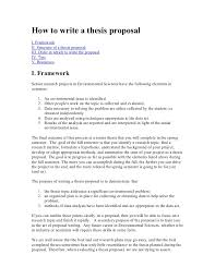 thesis paper rationale help write dissertation proposal good