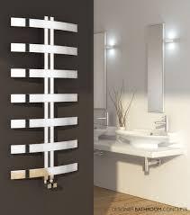 water towel radiator metal contemporary bathroom pateo