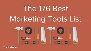 The 176+ Best Marketing Tools List — TrackMaven